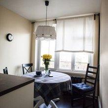 Фотография: Кухня и столовая в стиле Скандинавский, Современный, Малогабаритная квартира, Квартира, Дома и квартиры, IKEA – фото на InMyRoom.ru