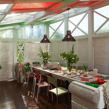 Фотография: Кухня и столовая в стиле Кантри, Современный, Декор интерьера, Интерьер комнат, Тема месяца – фото на InMyRoom.ru