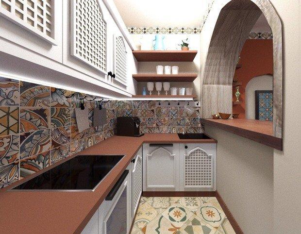 Фото из портфолио Апартаменты в Албании – фотографии дизайна интерьеров на INMYROOM