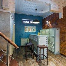 Фото из портфолио Загородный 5-ти уровневый дом из клееного бруса – фотографии дизайна интерьеров на InMyRoom.ru