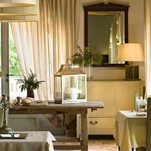 Фотография: Кухня и столовая в стиле Кантри, Италия, Дома и квартиры, Городские места, Отель, Прованс – фото на InMyRoom.ru