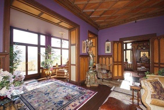 Фотография: Гостиная в стиле Прованс и Кантри, Дом, Германия, Дома и квартиры, Замок – фото на InMyRoom.ru