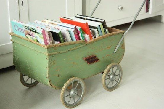 Фотография: Детская в стиле , Интерьер комнат, Библиотека – фото на InMyRoom.ru