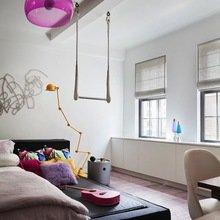 Фотография: Спальня в стиле Лофт, Детская, Интерьер комнат, Декор – фото на InMyRoom.ru