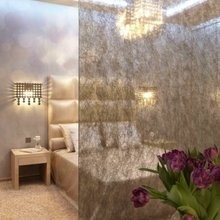 Фото из портфолио Новый Арбат - резиденция света и воздуха – фотографии дизайна интерьеров на INMYROOM