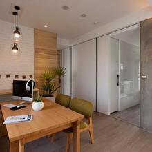 Фотография: Офис в стиле Современный, Малогабаритная квартира, Квартира, Дома и квартиры, Квартиры – фото на InMyRoom.ru