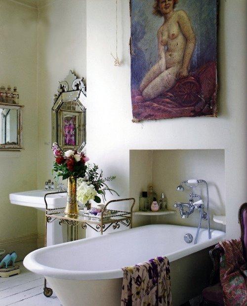 Фотография: Ванная в стиле Прованс и Кантри, Декор интерьера, Декор, Советы – фото на InMyRoom.ru