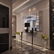 Фотография: Прихожая в стиле Эклектика, Квартира, Дома и квартиры, Проект недели, Москва – фото на InMyRoom.ru
