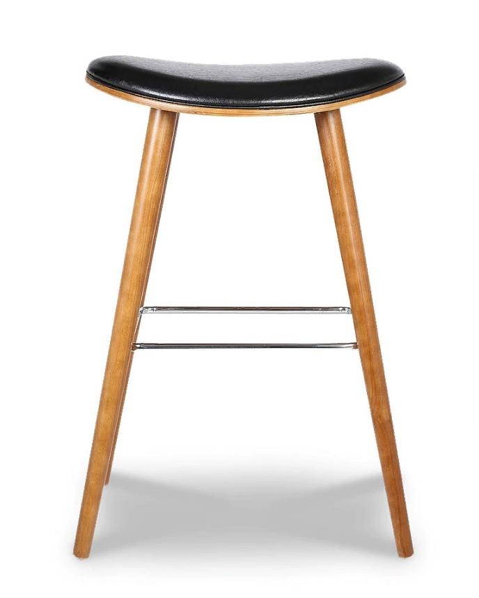 Купить Барный стул на ножках из массива дерева, inmyroom, Китай
