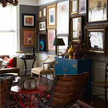 Фото из портфолио Найти и потерять или начать с чистого листа... Квартира в Нью-Йорке – фотографии дизайна интерьеров на INMYROOM
