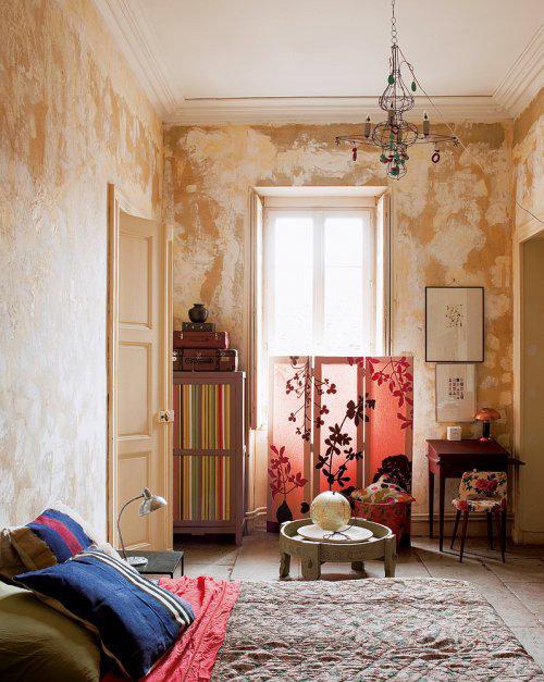 Фотография: Спальня в стиле Прованс и Кантри, Классический, Современный, Эклектика, Декор интерьера, Квартира, Дома и квартиры, Прованс – фото на InMyRoom.ru