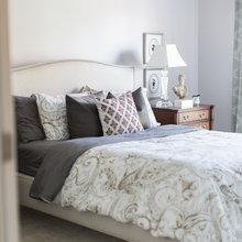 Фото из портфолио  Перевоплощение спальни – фотографии дизайна интерьеров на InMyRoom.ru