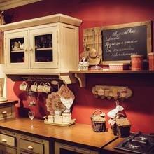 Фотография: Кухня и столовая в стиле Кантри, Декор интерьера, Comptoir de Famille, Мебель и свет, Прованс, Буфет – фото на InMyRoom.ru