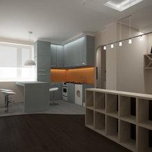 Фото из портфолио Моя работа – фотографии дизайна интерьеров на InMyRoom.ru