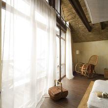 Фото из портфолио Коттедж. Спальня – фотографии дизайна интерьеров на InMyRoom.ru