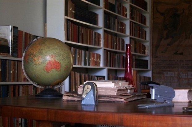 Фотография: Офис в стиле Прованс и Кантри, Классический, Современный, Дом, Дома и квартиры, Интерьеры звезд – фото на InMyRoom.ru