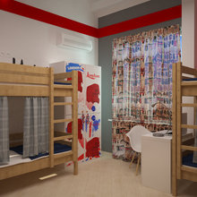 Фото из портфолио ТОП-3 свежих проекта от наших дизайнеров – фотографии дизайна интерьеров на InMyRoom.ru