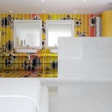 Фотография: Ванная в стиле Современный, Эклектика, Декор интерьера, Дом, Дома и квартиры – фото на InMyRoom.ru