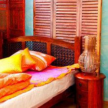 Фотография: Спальня в стиле Кантри, Классический, Современный, Восточный, Декор интерьера, Квартира – фото на InMyRoom.ru