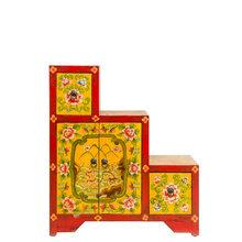 Чети-сиэ-семпу - тибетский комод для обуви