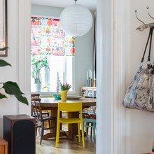 Фото из портфолио «Дом радуги» – яркий дизайн для позитивных людей)))  – фотографии дизайна интерьеров на INMYROOM