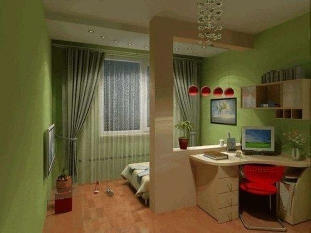 Фотография: Детская в стиле Современный, Спальня, Интерьер комнат – фото на InMyRoom.ru