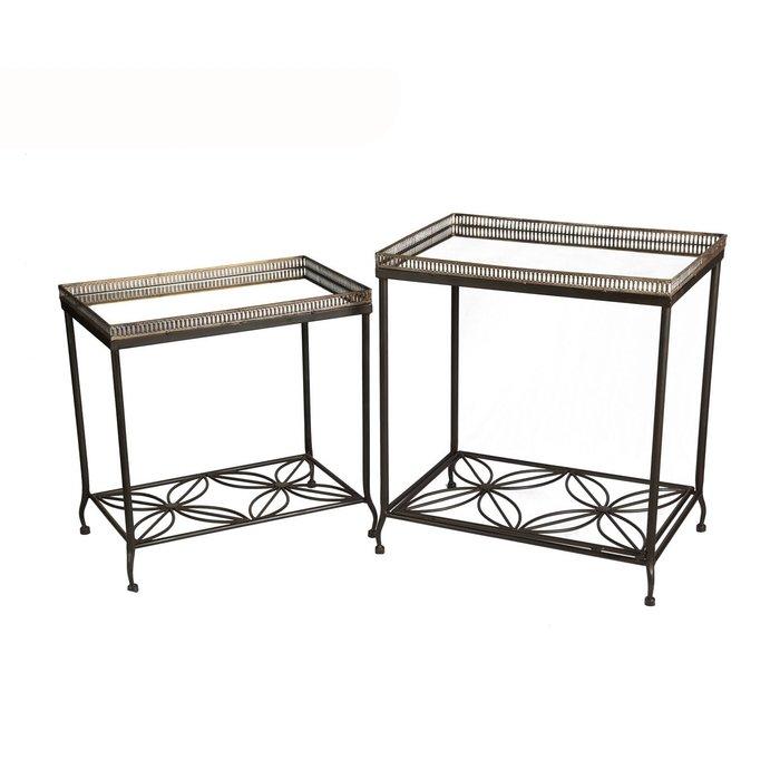 Комплект кофейных столиков Дайонн