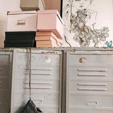Фотография:  в стиле Современный, Квартира, Дома и квартиры, Интерьеры звезд – фото на InMyRoom.ru