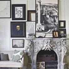 Фотография: Декор в стиле Кантри, Советы, Камины, Виктория Тарасова – фото на InMyRoom.ru