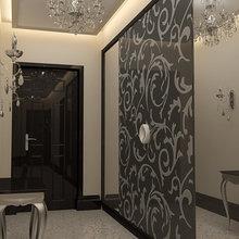 Фото из портфолио Черно-белое кино – фотографии дизайна интерьеров на INMYROOM