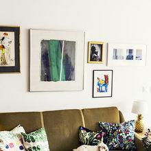 Фото из портфолио Артистический беспорядок в квартире настоящего художника – фотографии дизайна интерьеров на INMYROOM