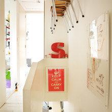 Фото из портфолио Юмористический таунхаус в Лондоне – фотографии дизайна интерьеров на InMyRoom.ru