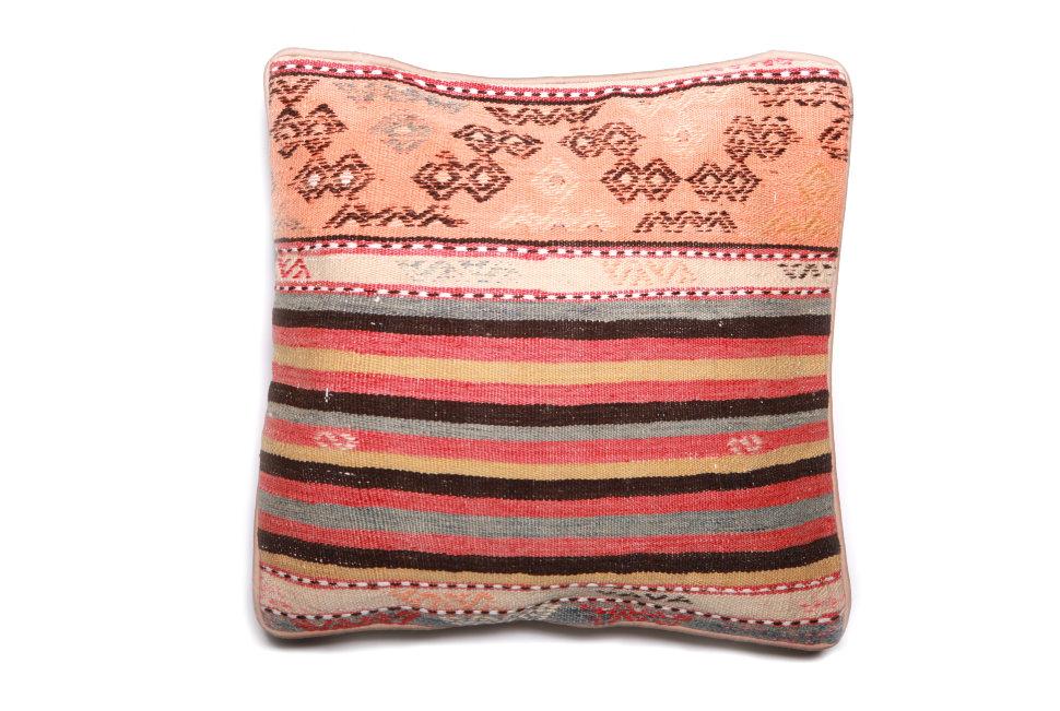 Купить Подушка декоративная из шерсти 50х50, inmyroom, Турция