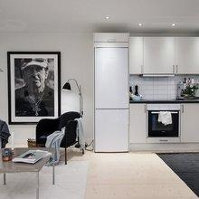 Фото из портфолио Nordhemsgatan 43 С, Линнестаден – фотографии дизайна интерьеров на INMYROOM