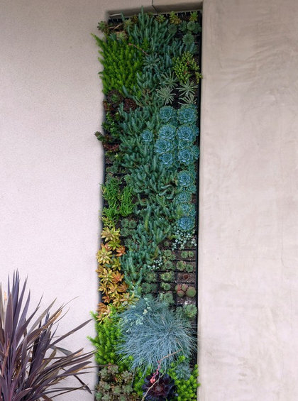 Фотография: Декор в стиле Эко, Декор интерьера, Декор дома, Цвет в интерьере, Обои – фото на InMyRoom.ru