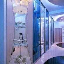 Фото из портфолио Дизайн космической квартиры  – фотографии дизайна интерьеров на INMYROOM