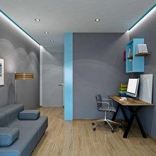 Фото из портфолио Квартира в Чебоксарах – фотографии дизайна интерьеров на InMyRoom.ru