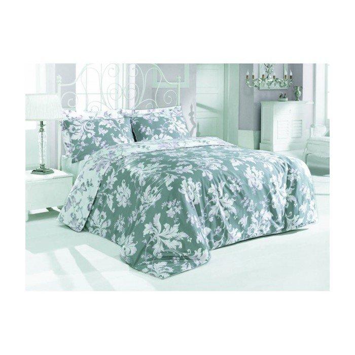 Комплект постельного белья евро Rosy