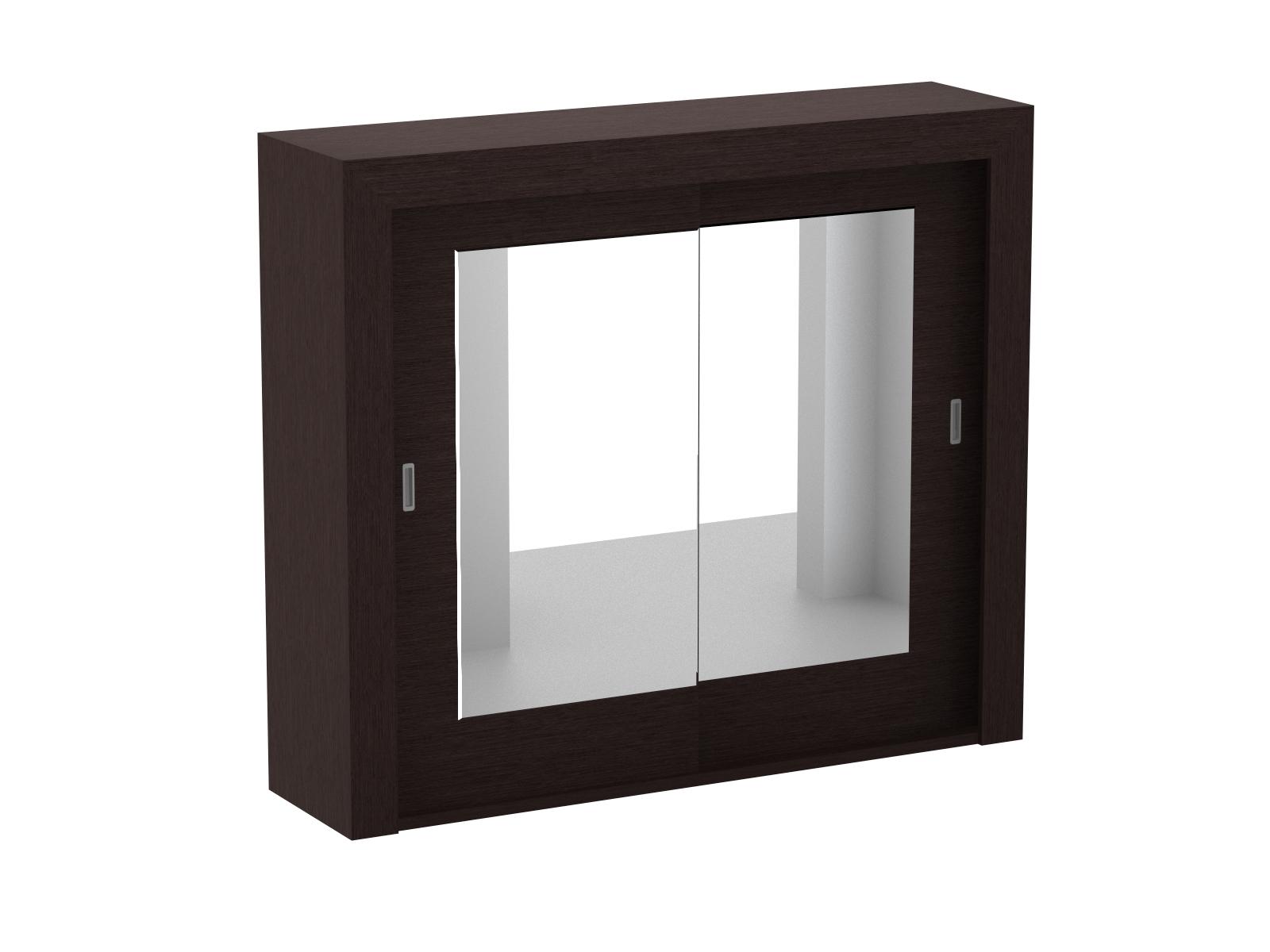 Шкаф Fiji с зеркальными створками