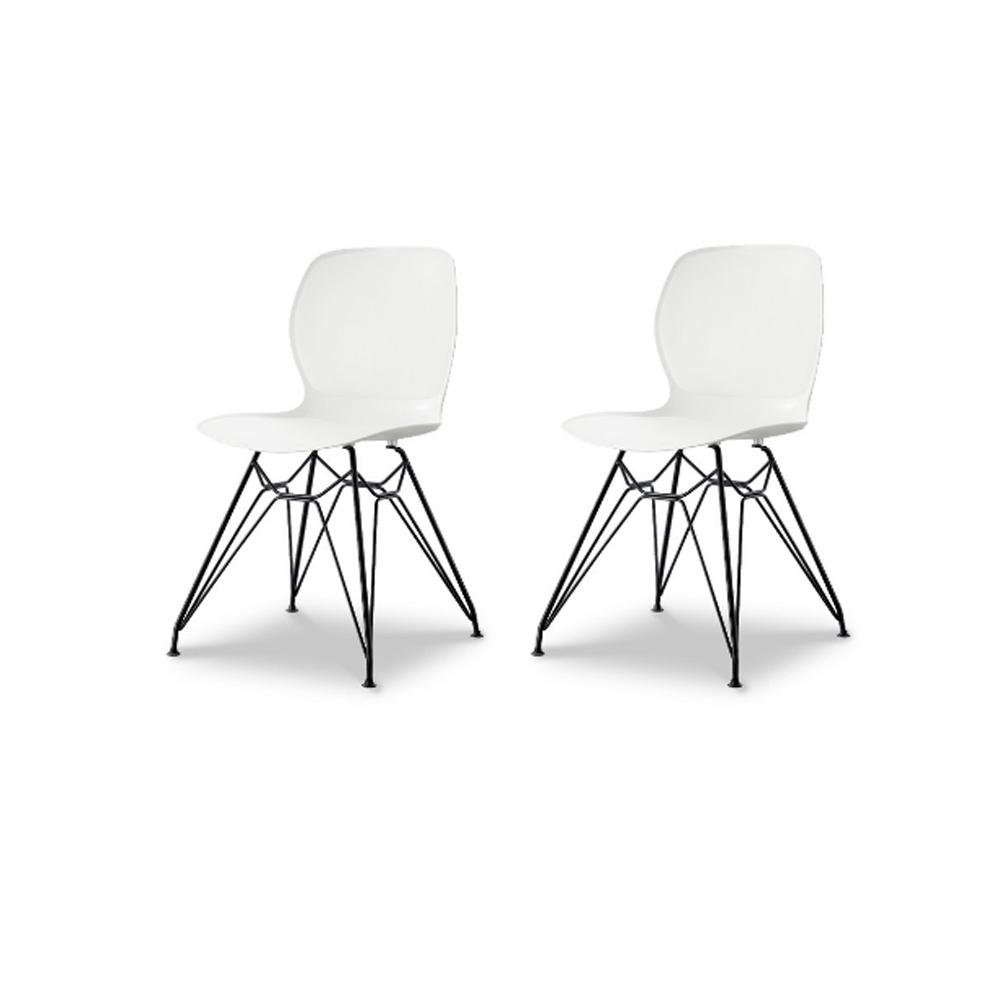 Купить Набор из двух стульев на металлических ножках, inmyroom, Китай