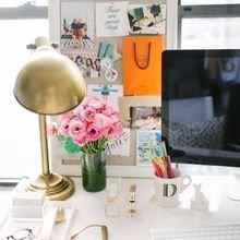 Фотография: Офис в стиле Современный, Кабинет, Интерьер комнат – фото на InMyRoom.ru