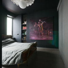 Фото из портфолио Серый, как источник вдохновения! – фотографии дизайна интерьеров на INMYROOM