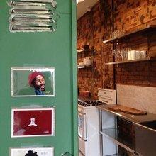 Фото из портфолио Игра коричневых переплетений... – фотографии дизайна интерьеров на INMYROOM