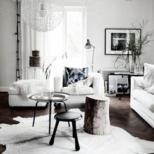 Фотография: Гостиная в стиле Скандинавский, Декор интерьера, Стиль жизни, Советы – фото на InMyRoom.ru