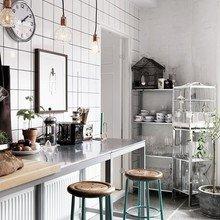 Фото из портфолио Дом в бывшей фабрики – фотографии дизайна интерьеров на InMyRoom.ru