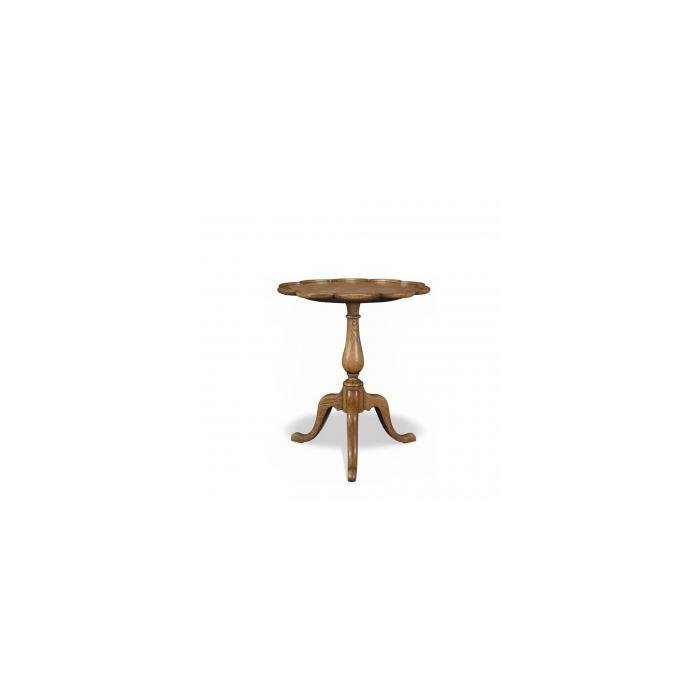 Мебель CARRINGTON PIE-CRUST SIDE TABLE