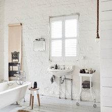 Фото из портфолио Белый цвет в интерьере — это как чистый лист для художника! – фотографии дизайна интерьеров на INMYROOM