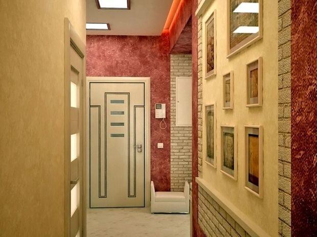 Фотография: Кухня и столовая в стиле Современный, Прихожая, Декор интерьера, Малогабаритная квартира, Квартира, Дом – фото на InMyRoom.ru