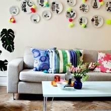 Фотография: Гостиная в стиле Кантри, Современный, Декор интерьера, Декор дома – фото на InMyRoom.ru