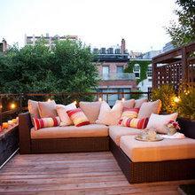 Фотография: Балкон в стиле Современный, Карта покупок, Индустрия, Лондон, Нью-Йорк, Париж, Airbnb – фото на InMyRoom.ru